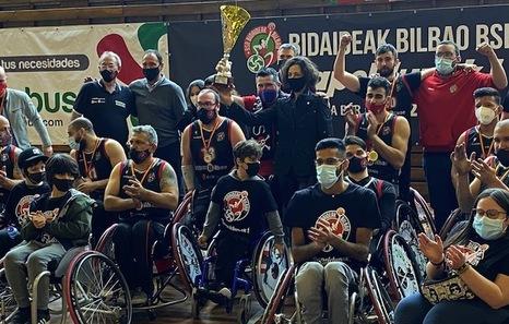 «Sobresaliente» temporada de Bidaideak así en lo deportivo como en lo social