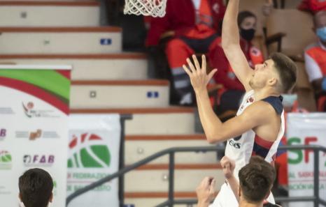 Santurtzi acogerá el 12 de setiembre la «Euskal Kopa» entre Saski Baskonia y Bilbao Basket