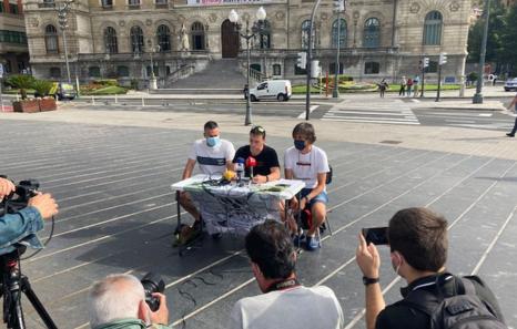 El comité de Bilboko Argiak da por cumplidos sus objetivos tras una huelga de 95 días