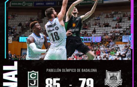 El Bilbao Basket cae en el último minuto en el estreno ante el Joventut (85-79)