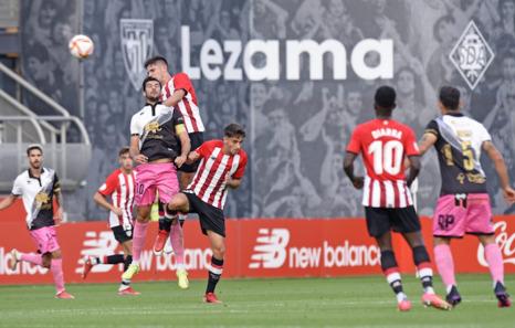 Un inicio de temporada con dificultades para Bilbao Athletic y Basconia