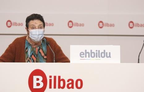 EH Bildu rechaza la congelación de tasas en Bilbo y presenta medidas alternativas