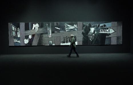 Ibarrolaren 'Guernica' Bilboko Arte Ederren Museoaren bildumari gehitu zaio