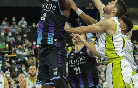 Bilbao Basket quiere seguir sacando partido al efecto Miribilla en su escalada