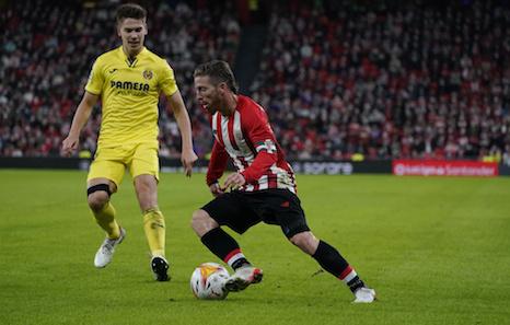 Un eléctrico Athletic consigue cortocircuitar a todo un rival de Champions (2-1)