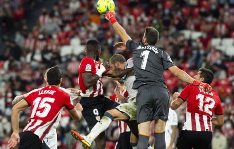 El Athletic visita al Espanyol con la misión de ganar en un campo de infausto recuerdo